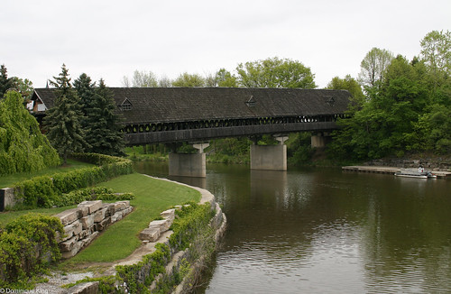 Frankenmuth Michigan covered bridge-6