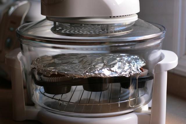 Cupcakes en horno BhD