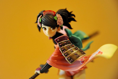 Momohime figure by Alter.