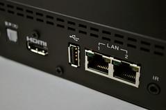 AV-LS700 LANポート
