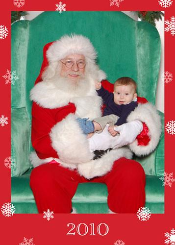 Santa Claus with KFP