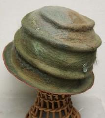 felt hat (studiopanka) Tags: lana wool hat felt sombrero handfelted kalap nemez gyapj fieltroartesanal