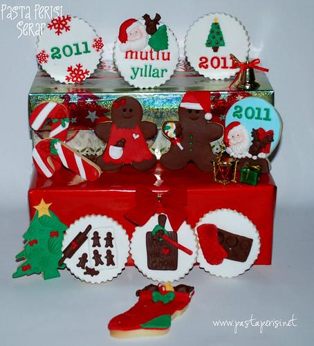 2011 yılbaşı kurabiyeleri