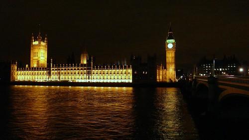 Parlamento Britânico e Big Ben
