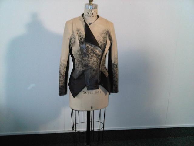 DANIER Design Challenge | Garment by Andrea Dineen