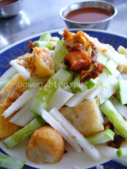 Indian Rojak served!