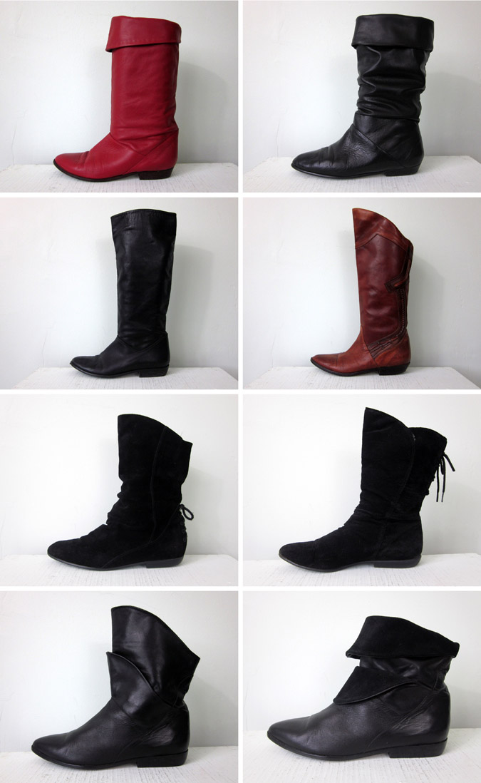 80s Boots