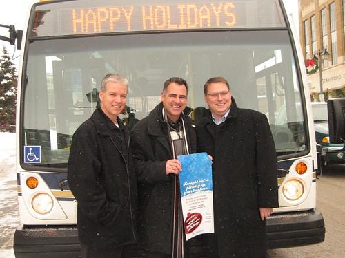 Molson Coors and Stratford Transit 2010 NYE Sponsorship 007