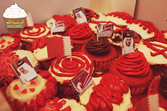 (Heavenly Sweets ) Tags: day cupcake national  qatar