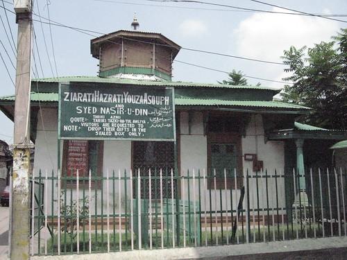 Tumba de Cristo en Cachemira