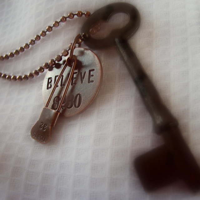 believe necklace {3}