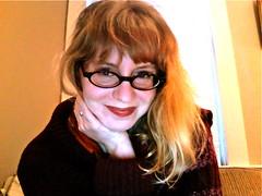 Poet Lesley Jenike