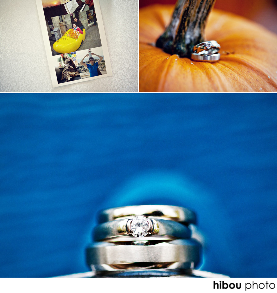 hibou photo - fredericton wedding photographer