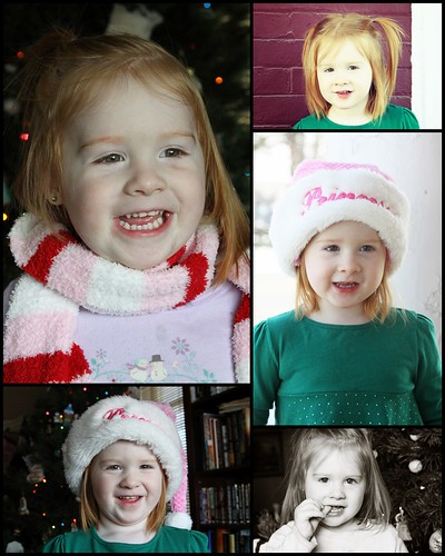 Karley's Christmas Collage