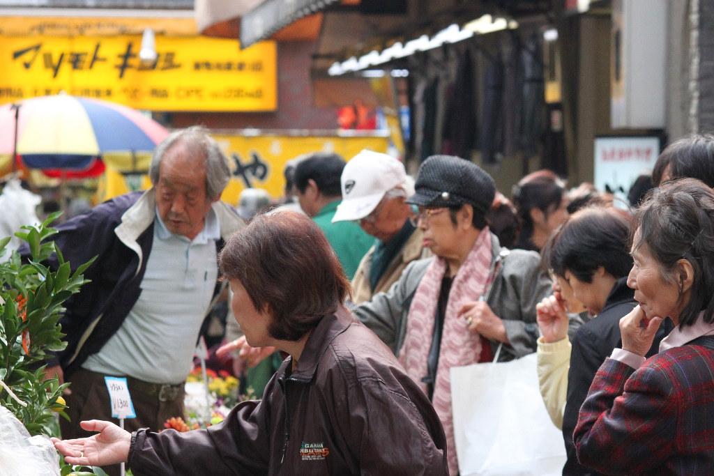 Sugamo and Komagome Walking Guide (21)