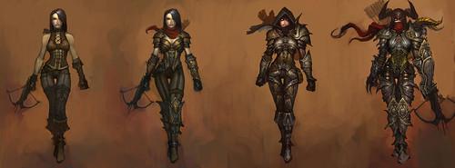Diablo III: Demon Hunter