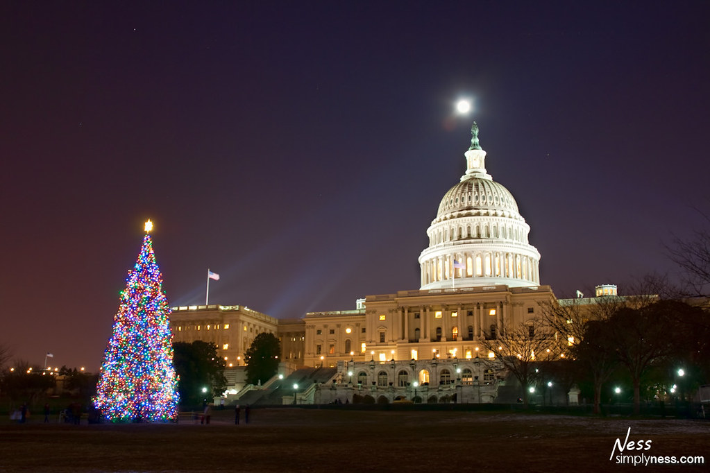 Happy Holidays From The Nations Capital