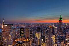 Christmas Eve from the top (ADW44) Tags: nyc newyorkcity ny newyork skyline brooklyn skyscrapers manhattan rockefellercenter empirestatebuilding chryslerbuilding hdr topoftherock zooyork thebigapple