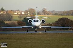 N10EU - 46 - Sky Aviation Ltd - Dassault Falcon 2000EX - Luton - 101209 - Steven Gray - IMG_6531