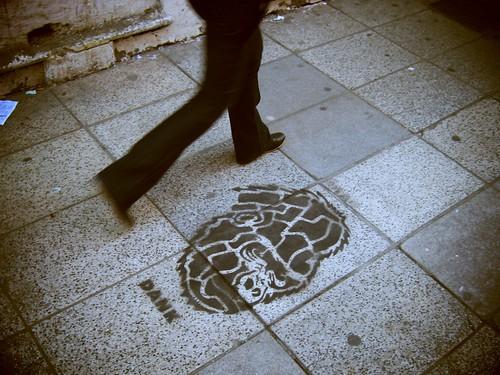 Sidewalk Gorilla