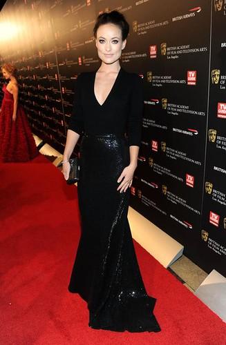 Olivia Wilde BAFTA
