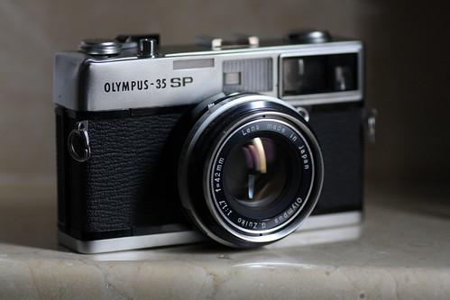 Olympus 35-SP