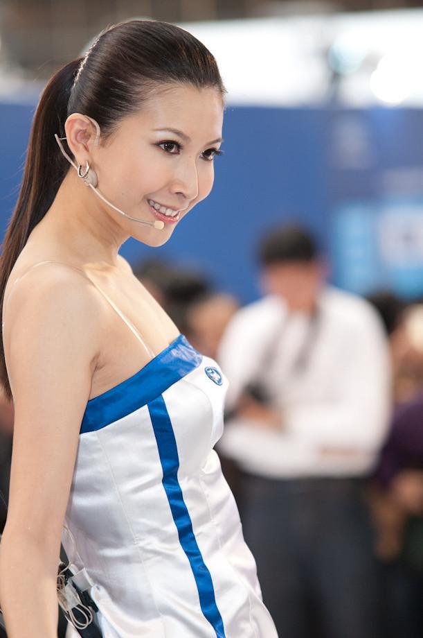 香車&美人(圖多40P) + 70-200mm 展場**秀