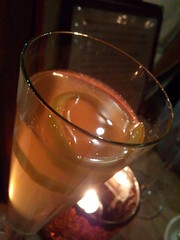"""Fool's Warmth"" cocktail, Proof"