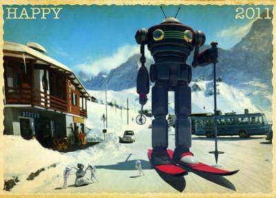 Snowbot XMASS72 400x287
