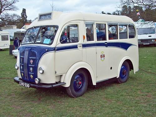 1963 Austin Bus 9 Austin k8 Mini Bus 1948-54