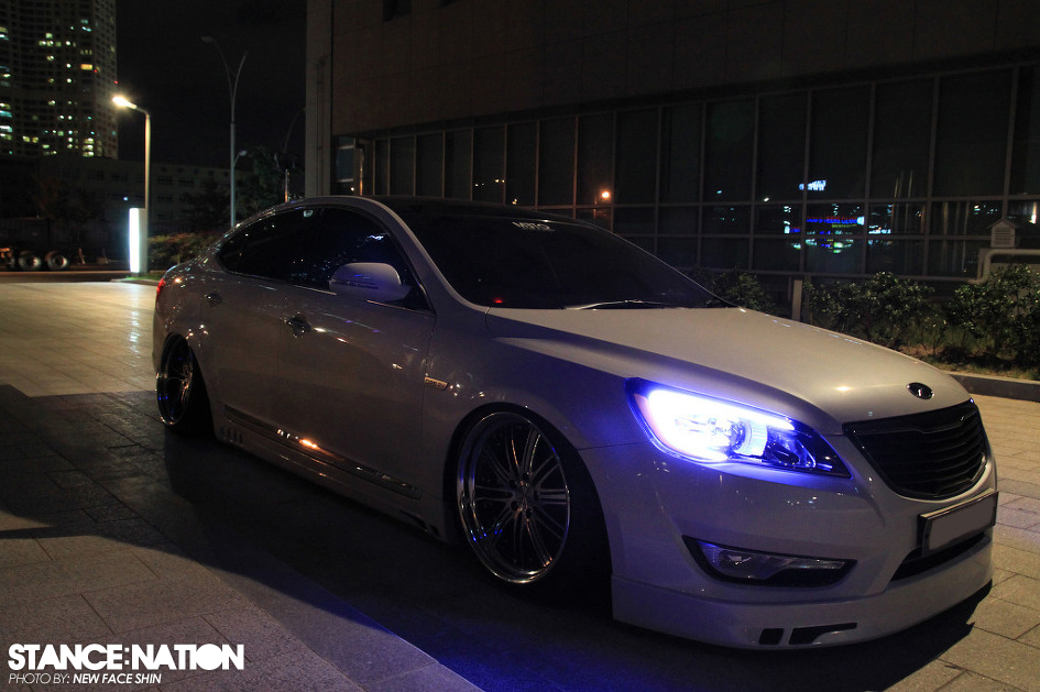 kia k7 vip style stancenation� form gt function