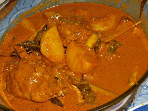 nyonya curry