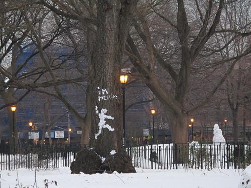 Snow Poetry
