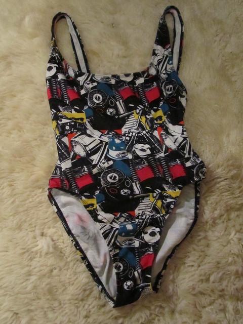 a favorite bathing suit
