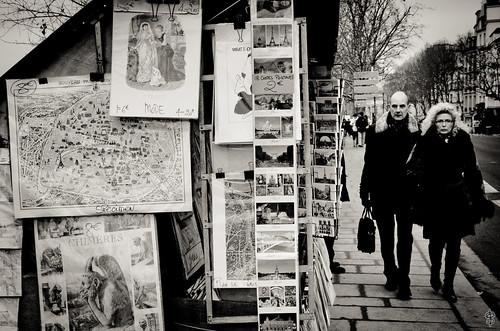 Paris & les parisiens