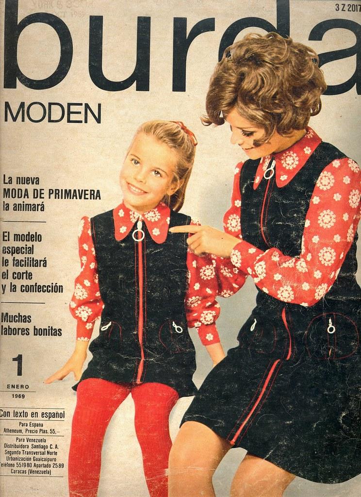 Burda World Of Fashion Magazine