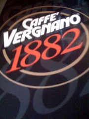At Cafe Vergnano 1882 for soup and a sandwich w @EricaHargreave