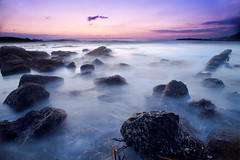 dreamlands (Eric C Bryan) Tags: ocean california longexposure sunset sky mist beach water night twilight nikon rocks waves cloudy dusk civil nautical sanpedro d700 ericbryan singhrayfilters leegndfilters ericbryanphotography wwwericbryannet ericcbryan ericbryannet