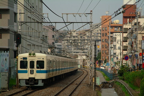小田急5000形引退