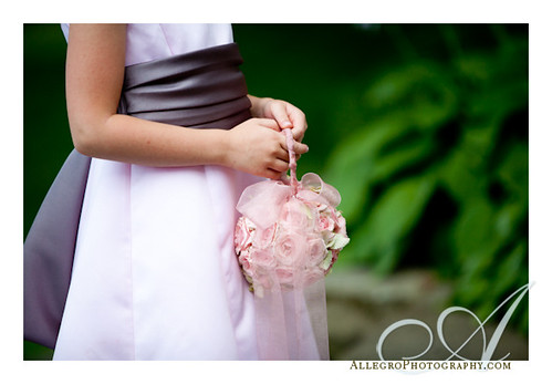 glen-manor-house-portsmouth-ri-wedding-details- flower girls flower basket ball- all soft pinks