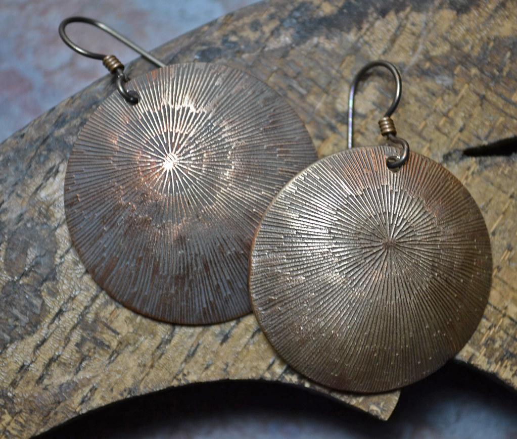 Bronze Starburst