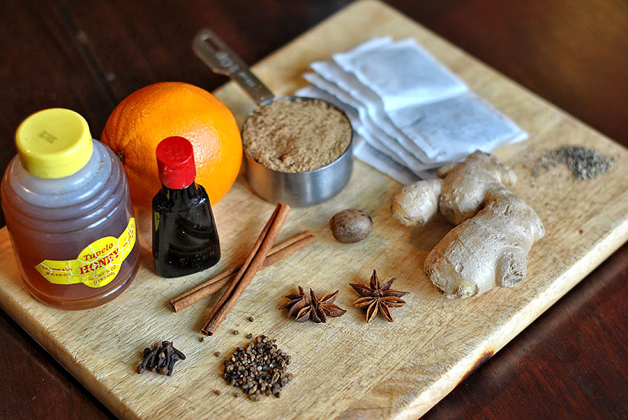 Tasty Kitchen Blog Amazing Spiced Chai Concentrate