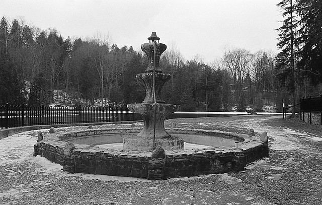 Bell-Fountain