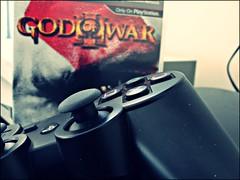PS3 (LisaKurr) Tags: black games controller ps3 godofwar