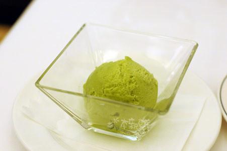 羅勒冰淇淋