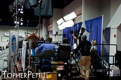 Behind the Scenes at TWiT @ CES 2011 (_Topher_) Tags: lasvegas nevada saturday twit ces burt lasvegasconventioncenter twitarmy consumerelectronicshow twitnetwork ces2011 topherpettitphotography consumerelectronicshow2011 techguyradio kensheppard luisolivios