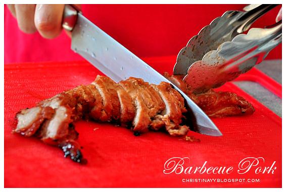 Char Siu / Chinese Barbecue Pork (叉烧)