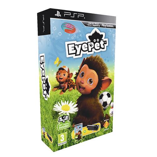 EyePet_PSP_Packshot_Cam_3D