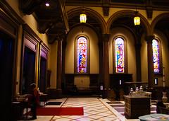Cathedral of the Sacred Heart (Surrounded By Light) Tags: church virginia italian catholic roman richmond va renaissance cathedralofthesacredheart