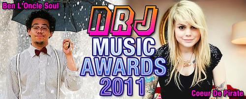 VidZone - NRJ Music Awards 2011